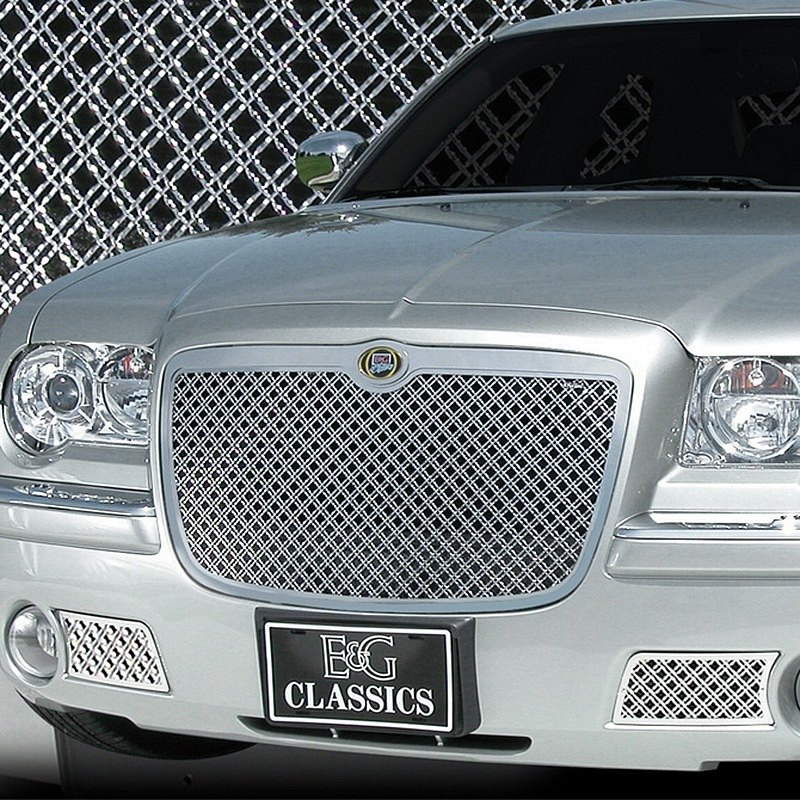 Chrysler 300 2005-2008 Dual Weave Chrome