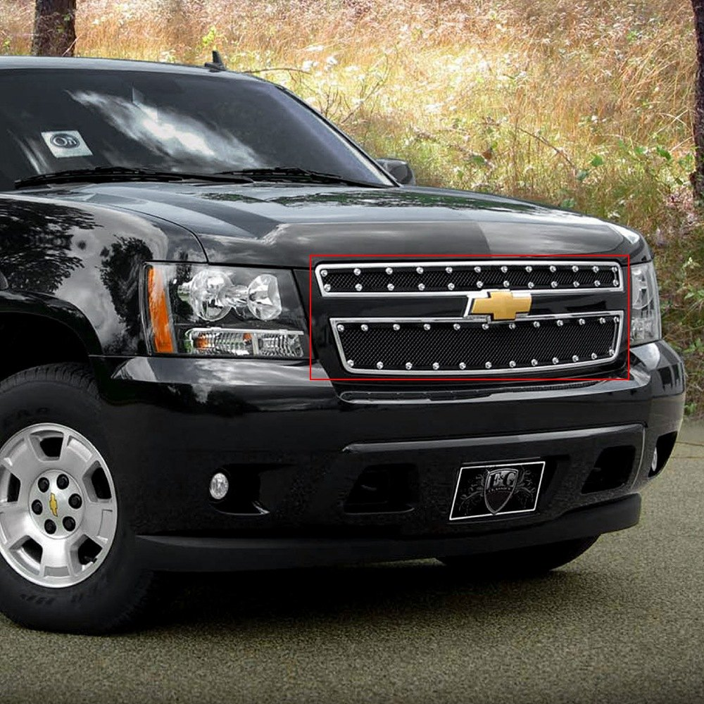 Showcase Of The First-Class Billet Grilles For Your Chevy
