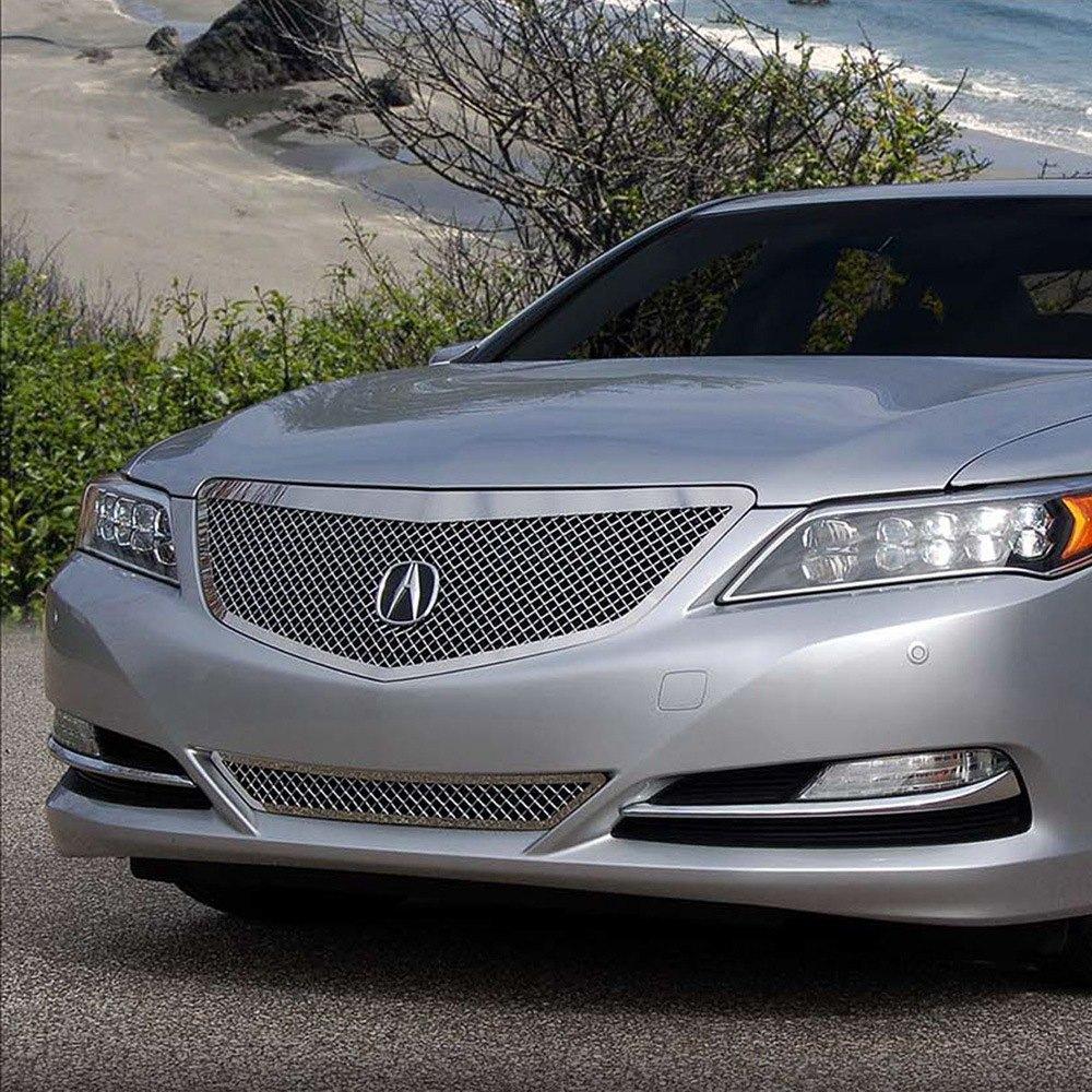 Acura Rlx: Acura RLX With Adaptive Cruise Control