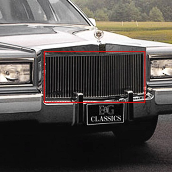 1993 Cadillac Brougham For Sale: Cadillac Fleetwood Billet Grilles