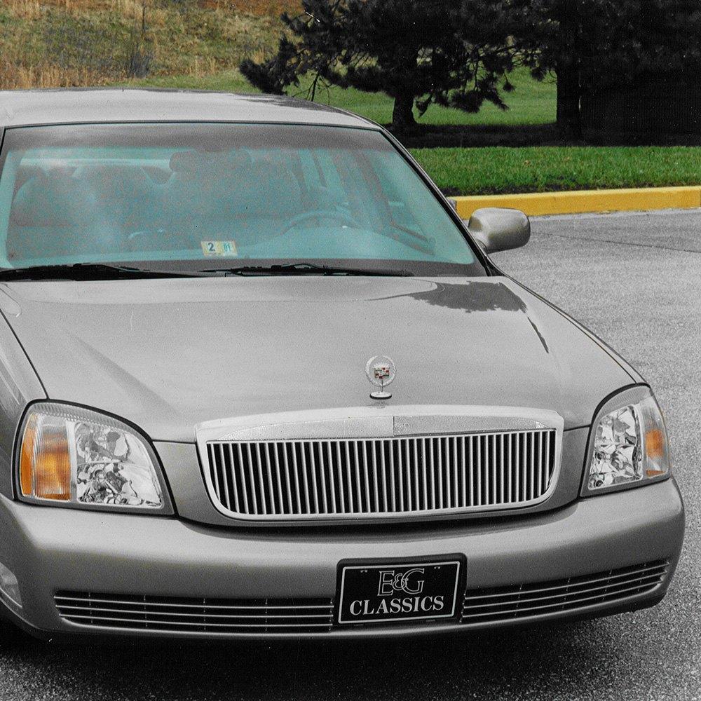 Cadillac Deville 2001 Low Profile Silver