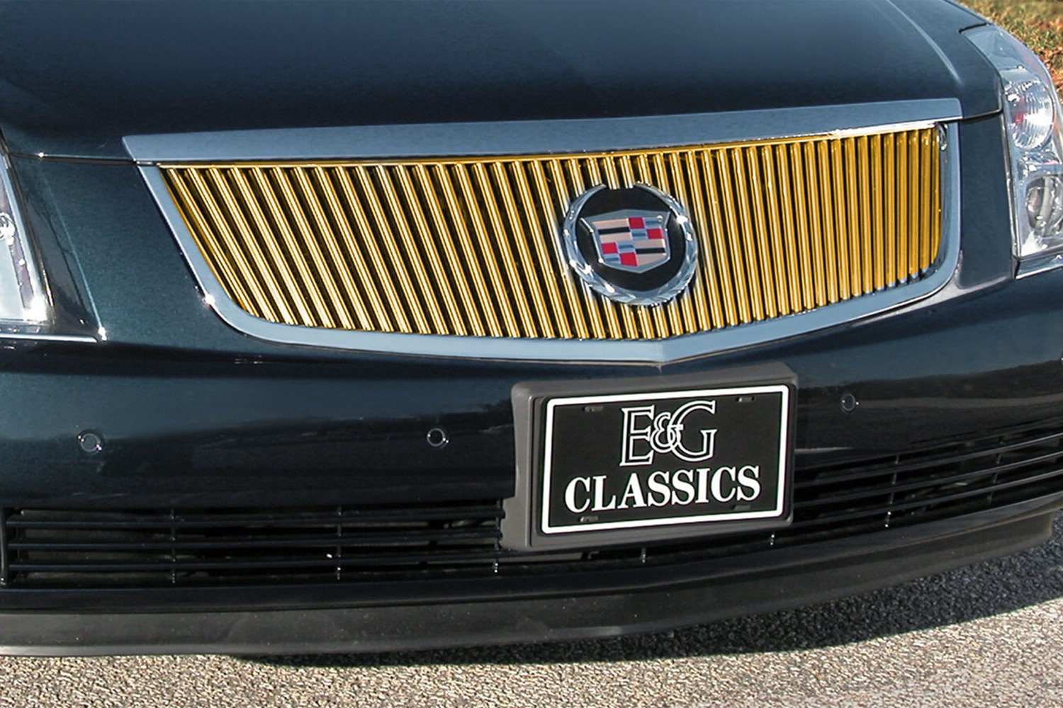 e g classics cadillac dts 2006 2011 classic style. Black Bedroom Furniture Sets. Home Design Ideas