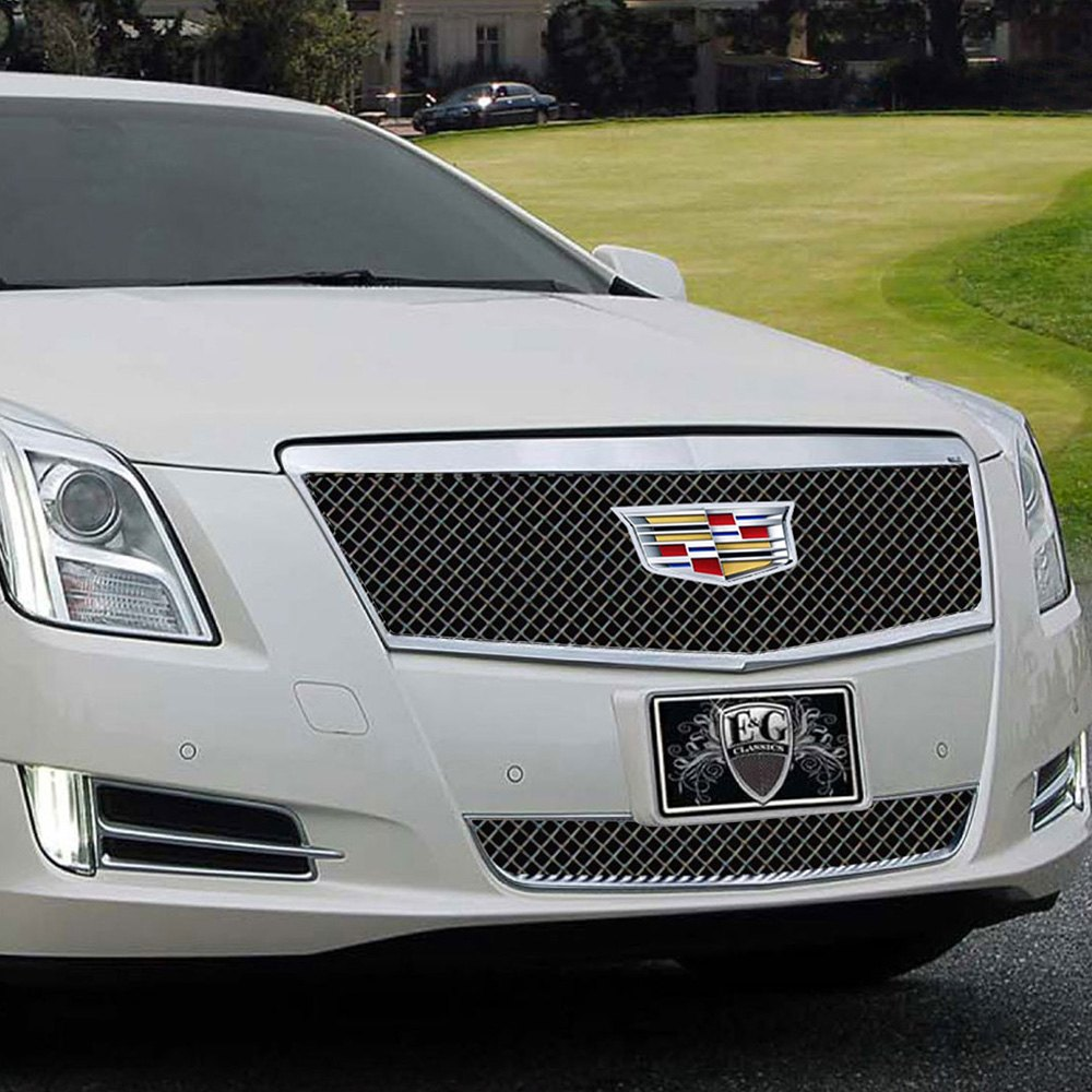 e g classics cadillac xts without adaptive cruise control 2016 1 pc classic series black ice. Black Bedroom Furniture Sets. Home Design Ideas