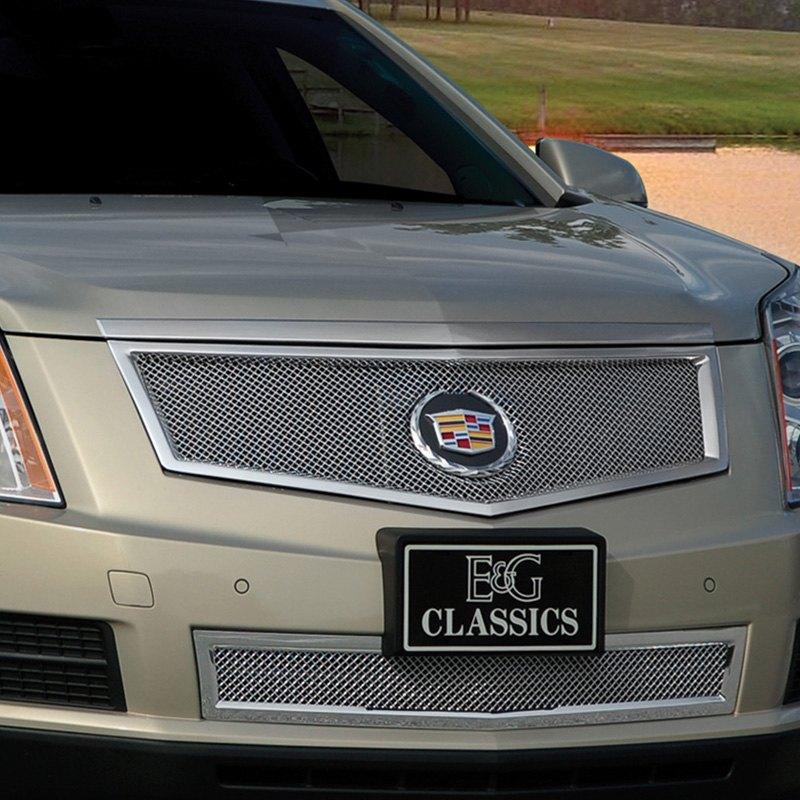 Cadillac SRX Without Adaptive Cruise