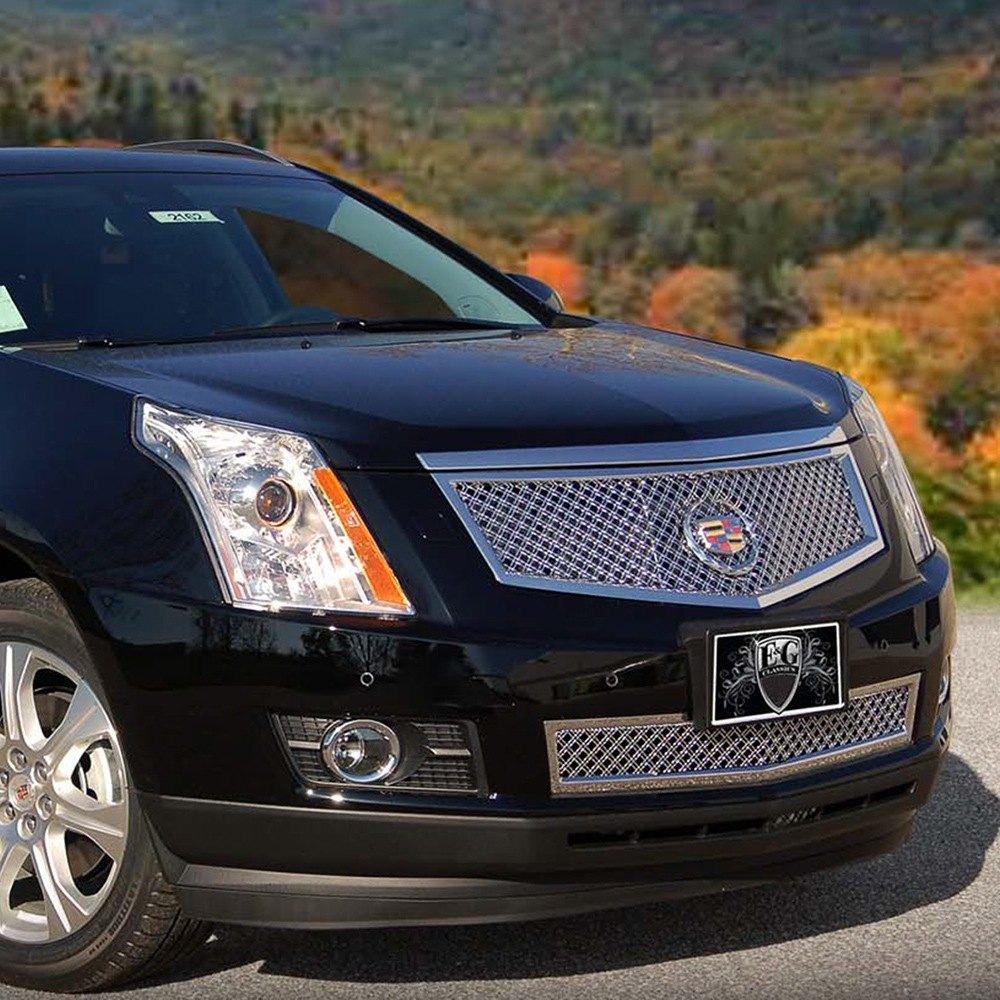 Cadillac Srx: Cadillac SRX Without Adaptive Cruise