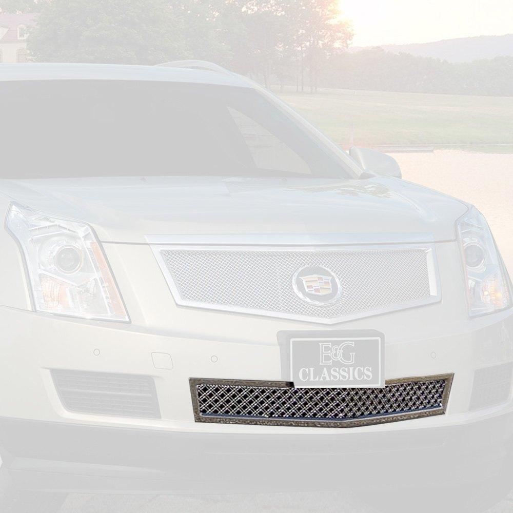 Cadillac Srx: For Cadillac SRX 13-16 1-Pc Classic Series Chrome Fine