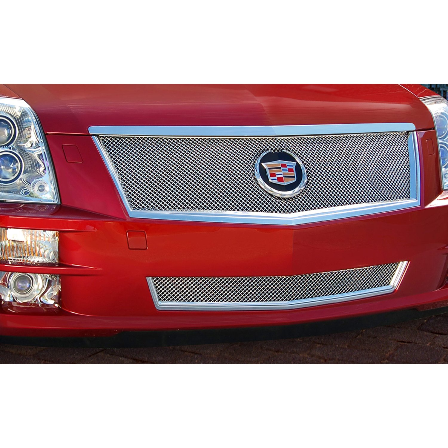 Cadillac Stsv: Cadillac STS / STS-V Without Adaptive Cruise Control 2008 2-Pc Classic Series