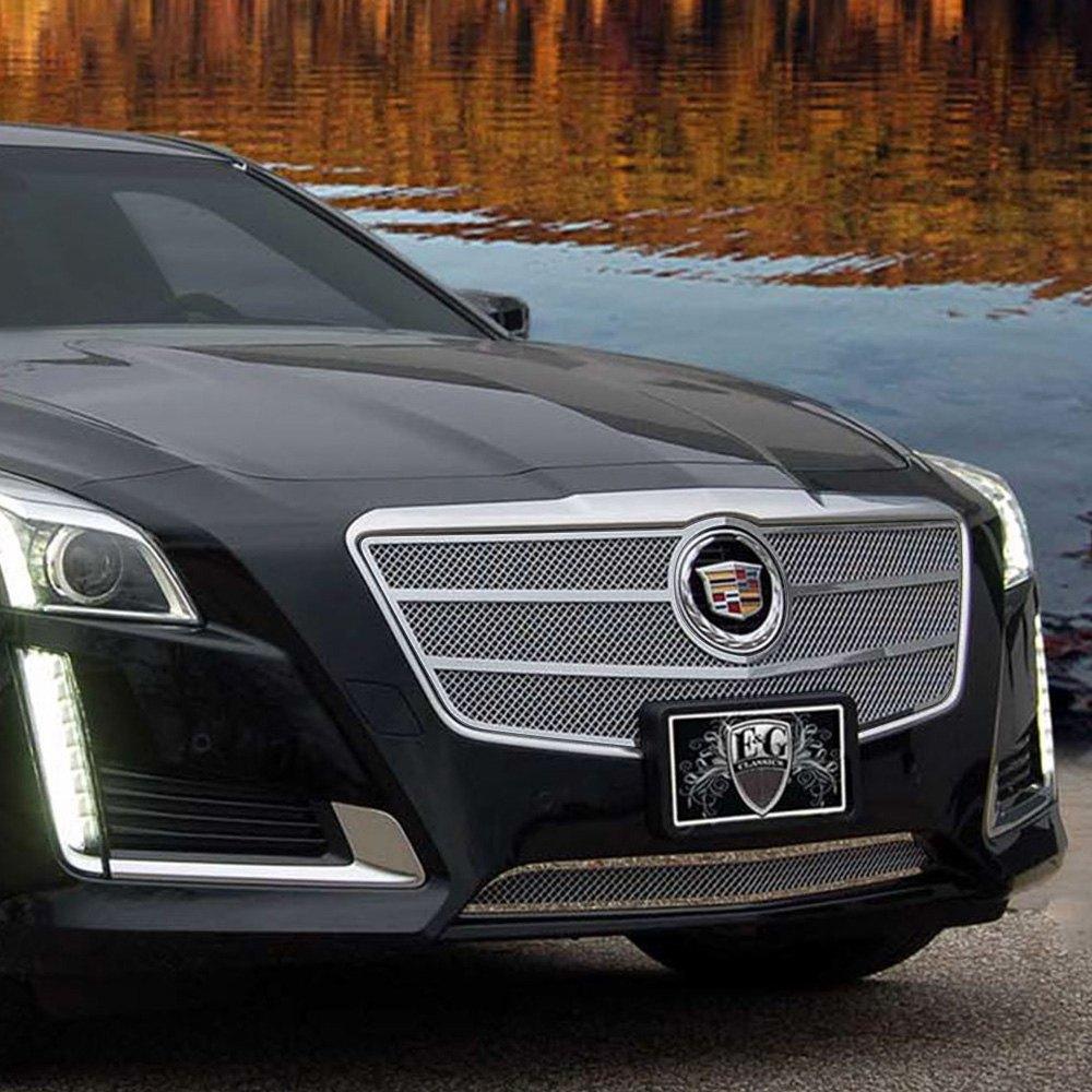 Cts Cadillac Sedan: Cadillac CTS Sedan 2014 Classic Series Chrome Fine Mesh Grille