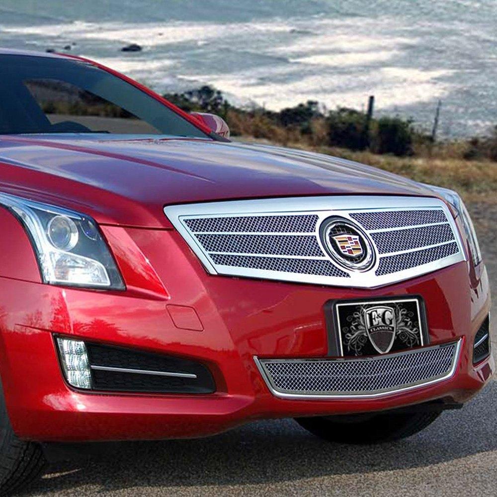 Custom Cadillac Ats: Cadillac ATS With Y66 Driver Assist