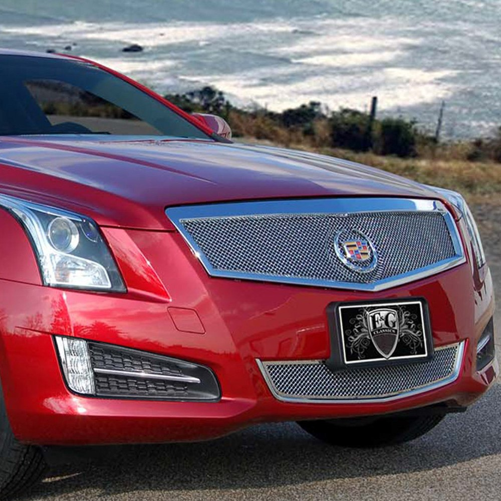 Cadillac ATS Without Adaptive Cruise