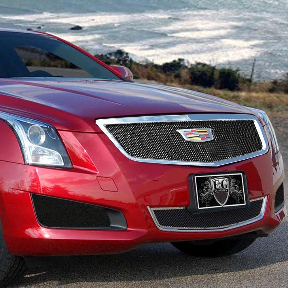 Cadillac ATS Without Adaptive Cruise
