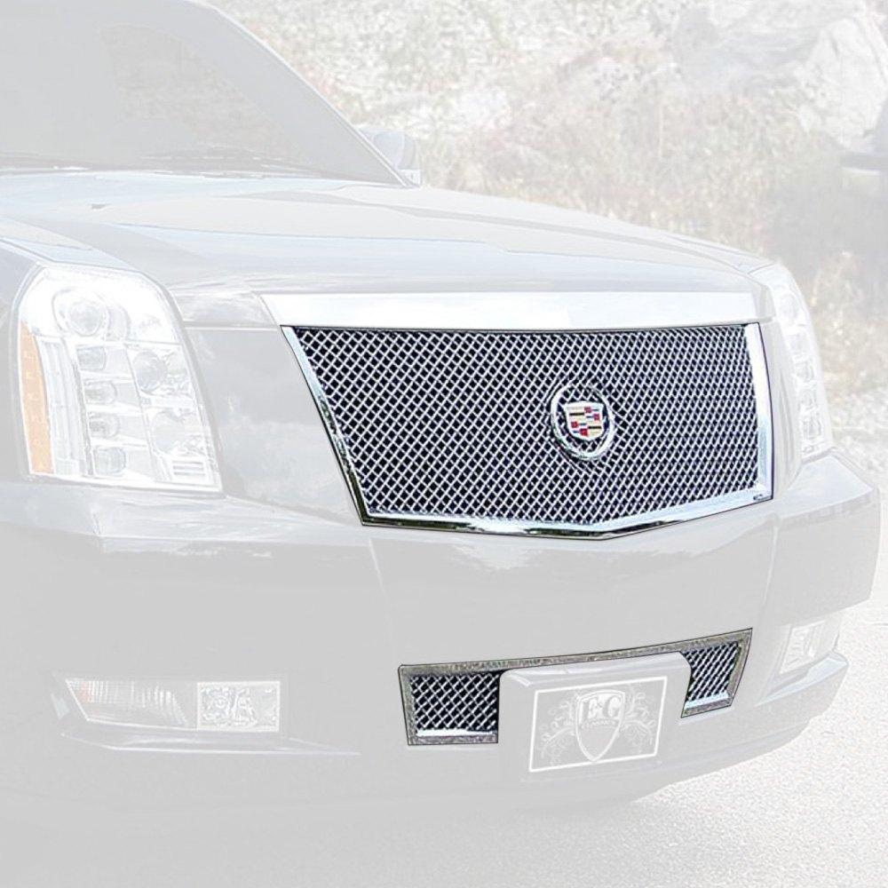 Cadillac Escalade 2009 2-Pc Chrome Heavy