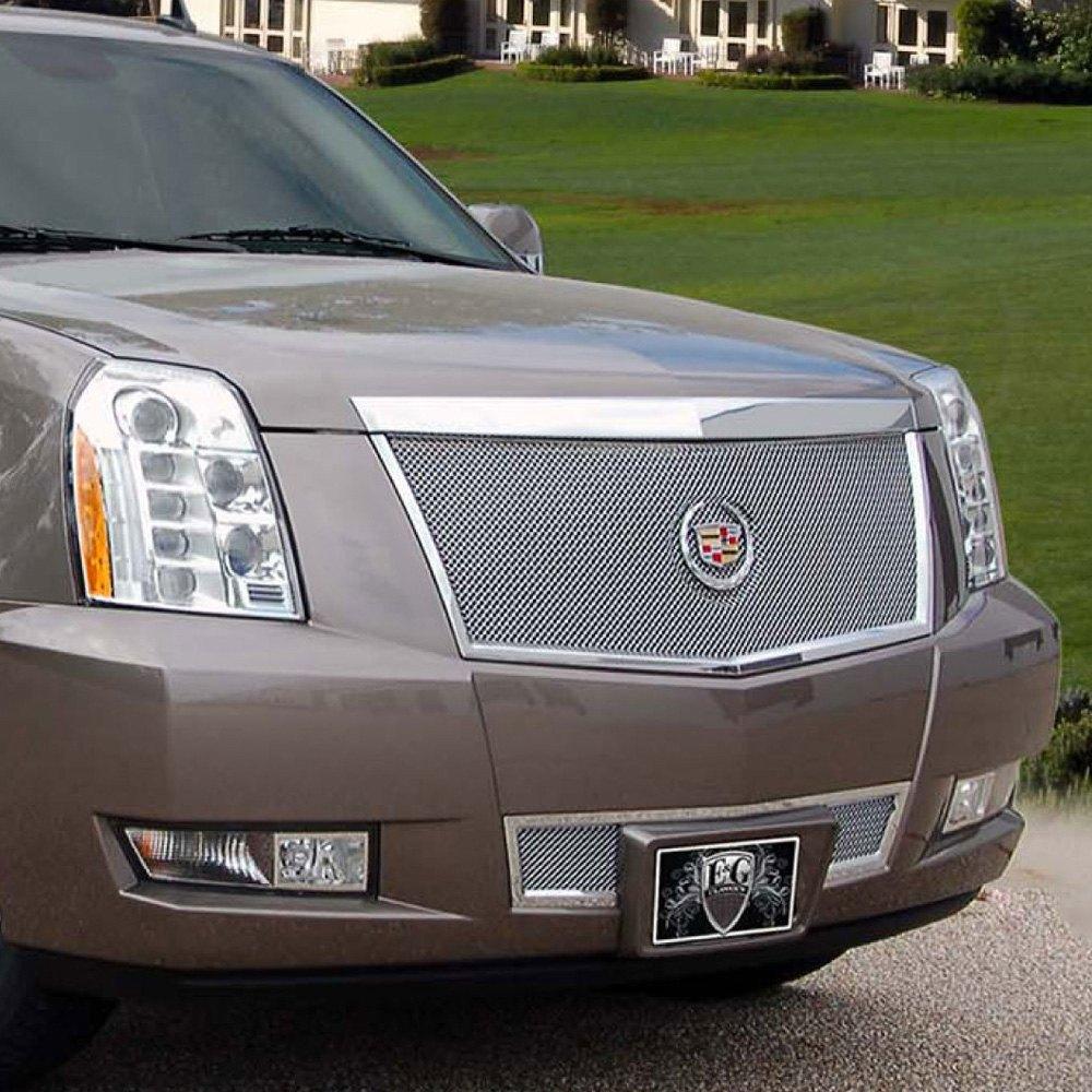 Cadillac Escalade 2012 2-Pc Chrome Dual