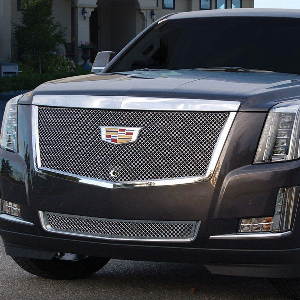 Cadillac Escalade 2015 1-Pc Chrome Heavy