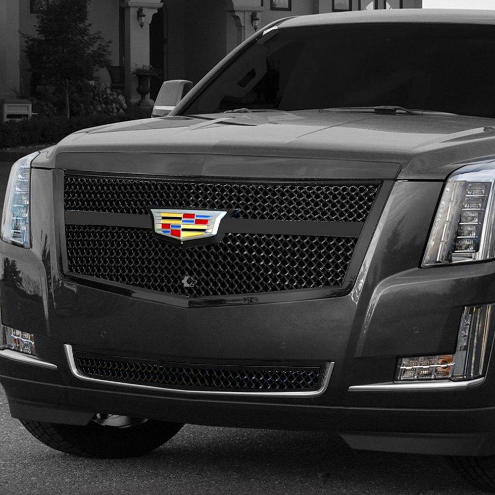 Cadillac Escalade 2015 Used: Cadillac Escalade 2015-2017 Black Ice Luxe