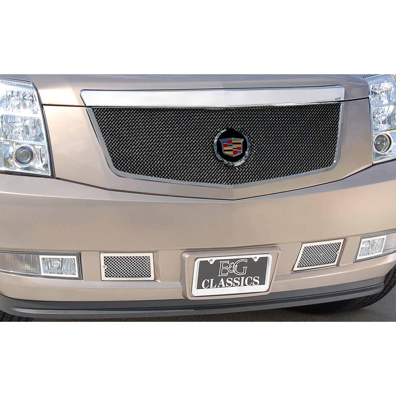 Cadillac Escalade 2008 2-Pc Black Ice Fine