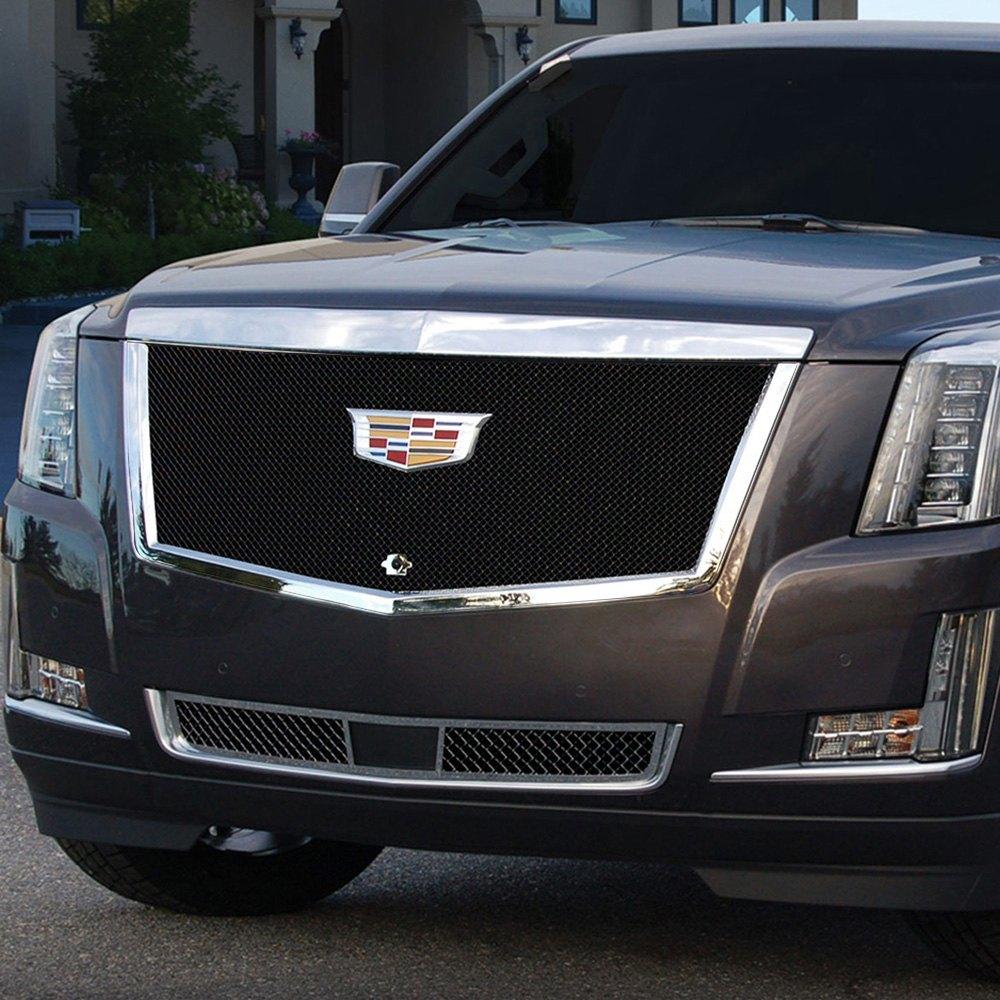 Cadillac Regular SUV 2015 Black Ice Fine