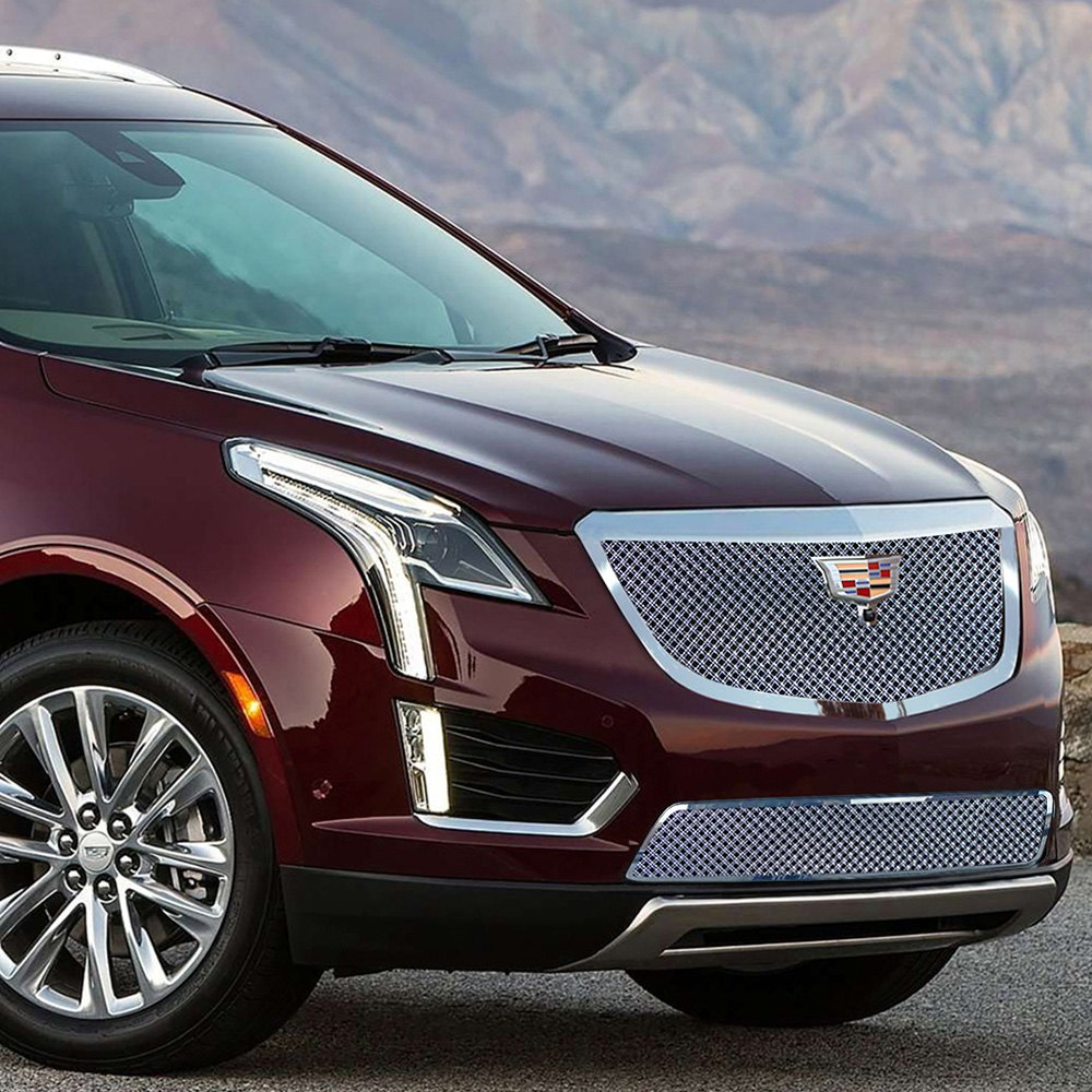 Cadillac XT5 2017 Classic Series Chrome