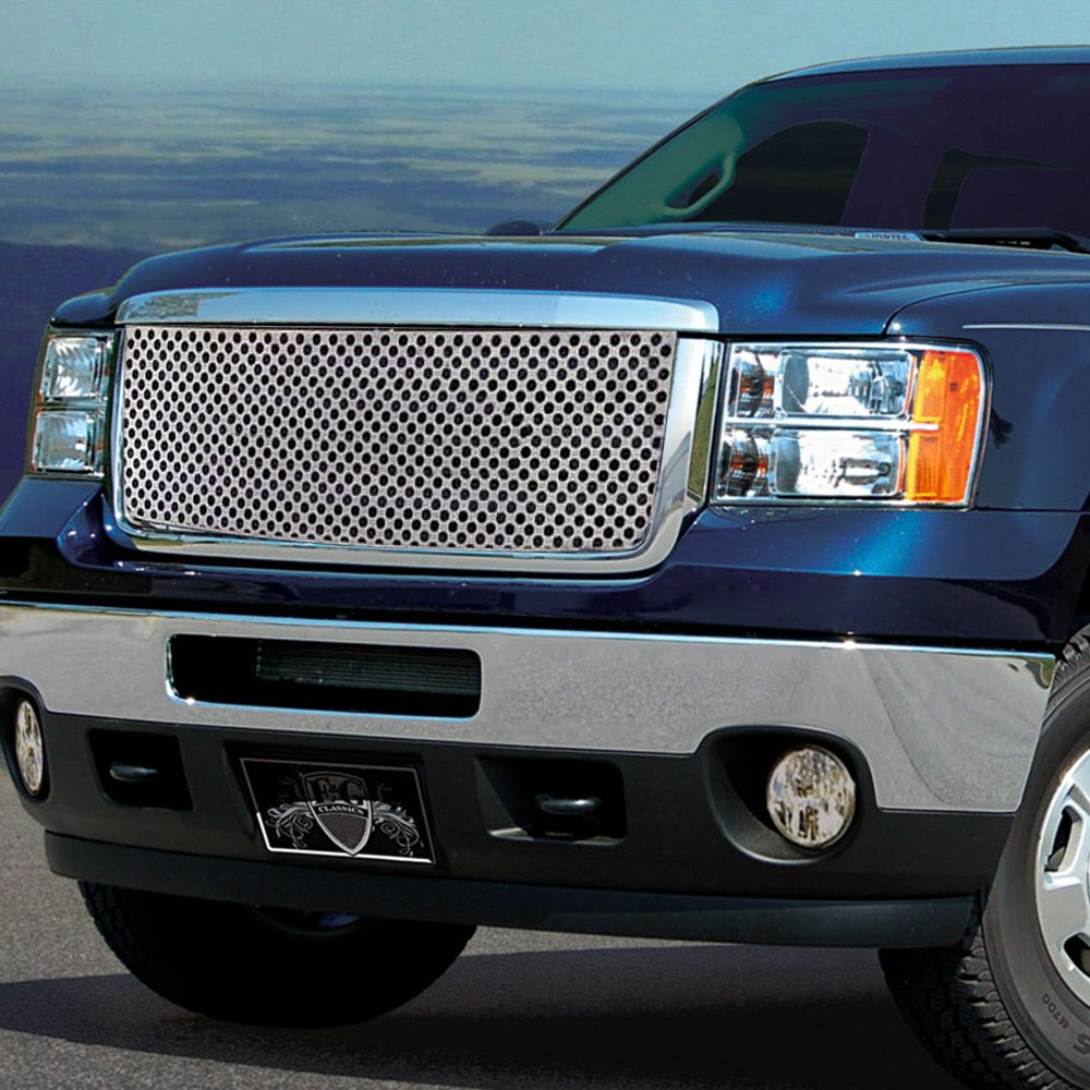 Eg Classics Grilles 69731005 besides 271936421846 further 190805630215 as well Page 248 further 2009 Gmc Sierra 1500 Fuel Maverick D538 Rough Country Suspension Lift 5in. on gmc sierra 1500 accessories