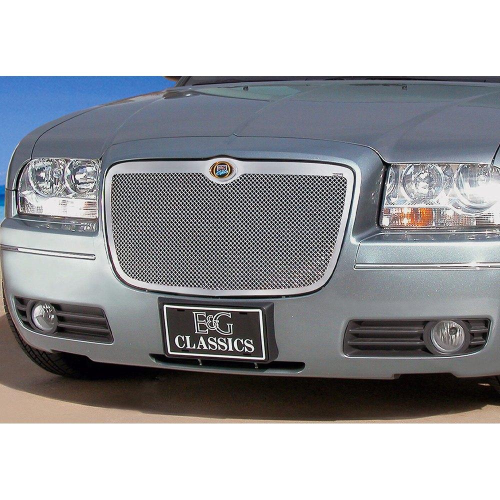 Chrysler 300 / 300C 2008 Chrome Fine Mesh