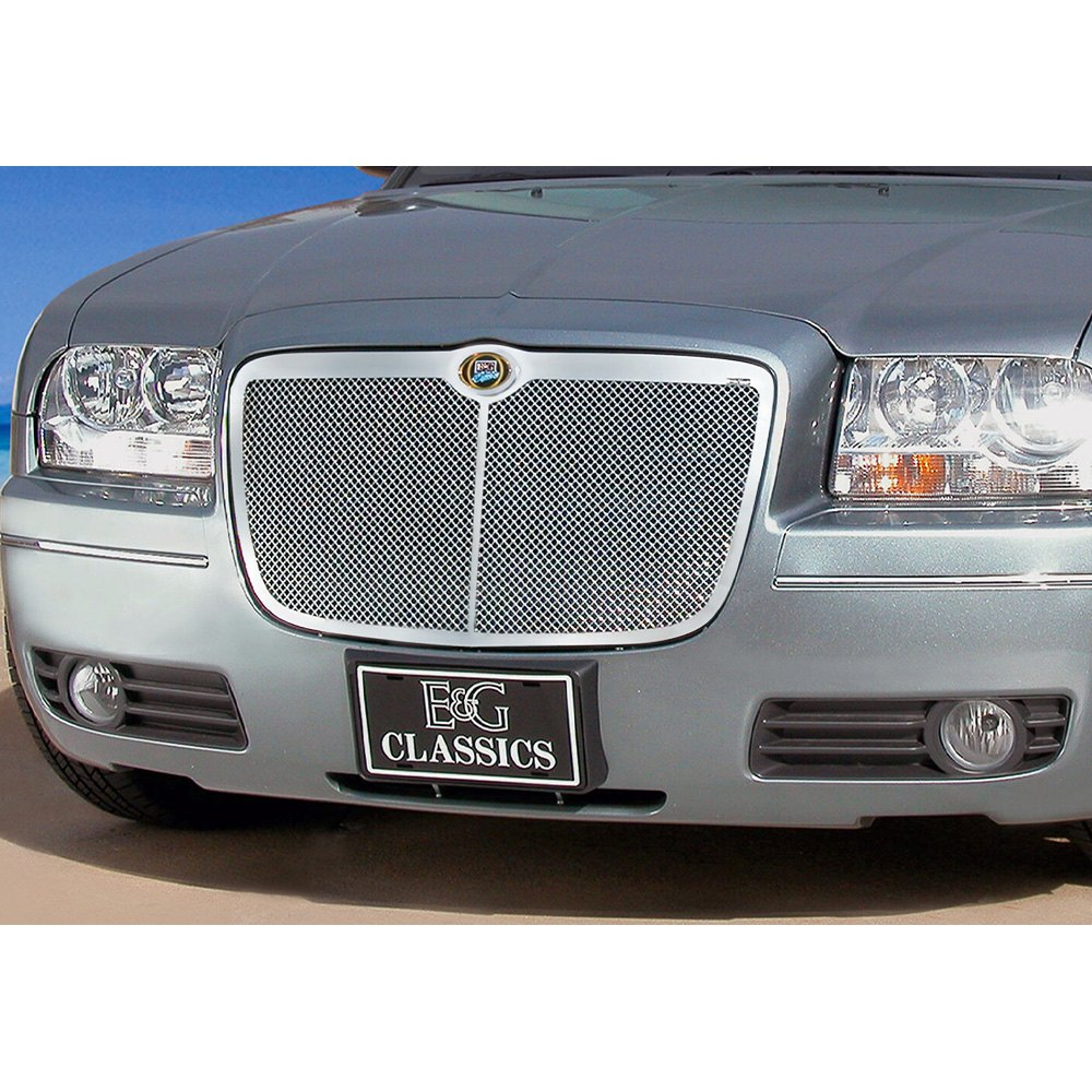 how to change 2007 chrysler 300 grille
