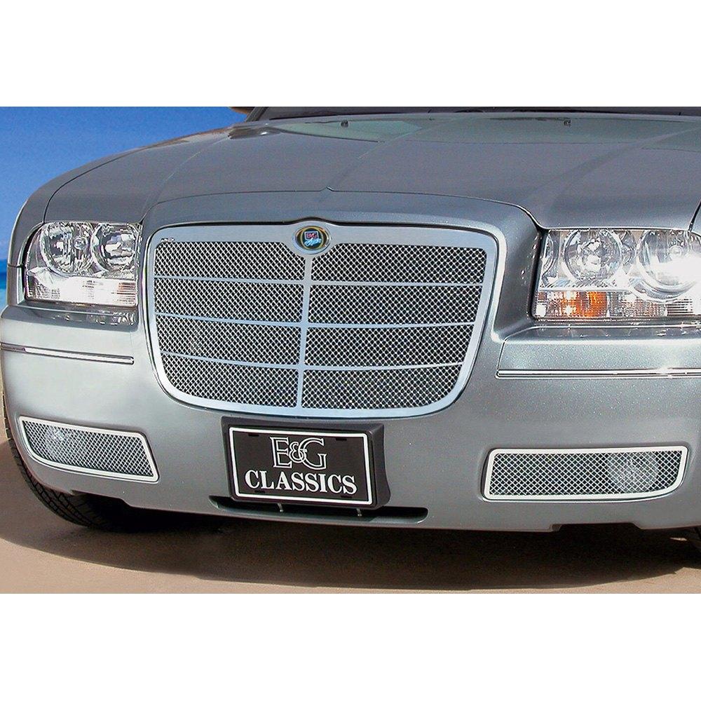 Chrysler 300: Chrysler 300 / 300C 2007 Euro Style Chrome