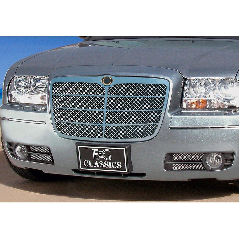 Chrysler 300 / 300C 2008 Euro Style Chrome