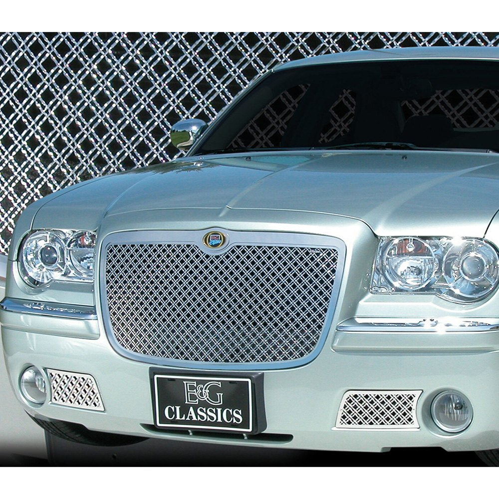 Chrysler 300 2013 2-Pc Chrome Dual Weave