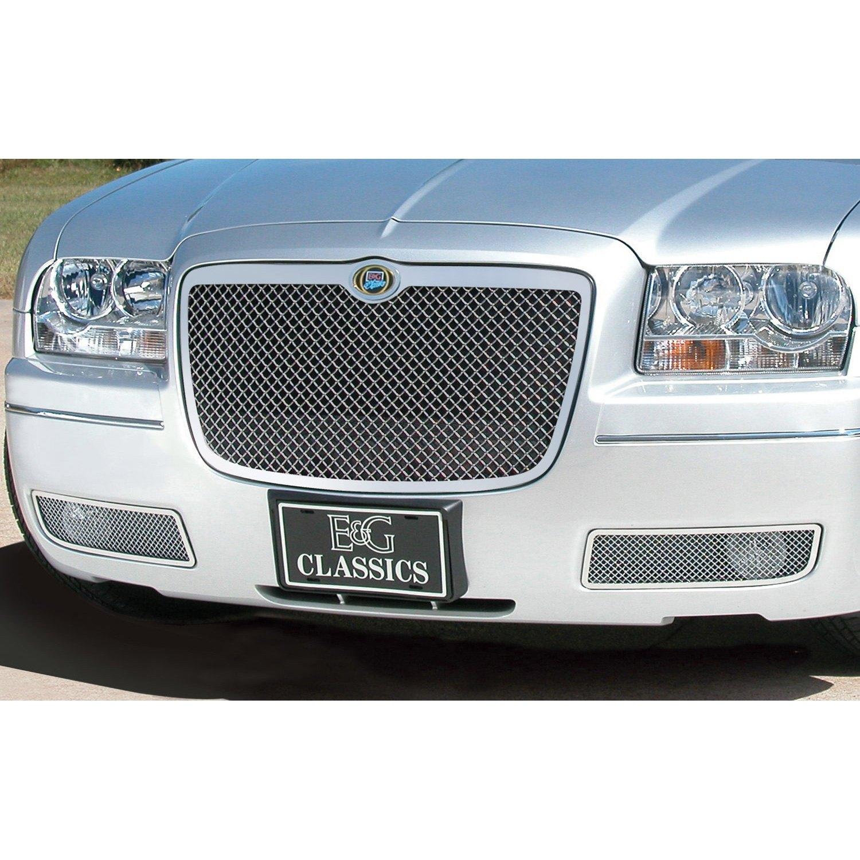 Chrysler 300 / 300C 2006 Black Ice Heavy Mesh Grille