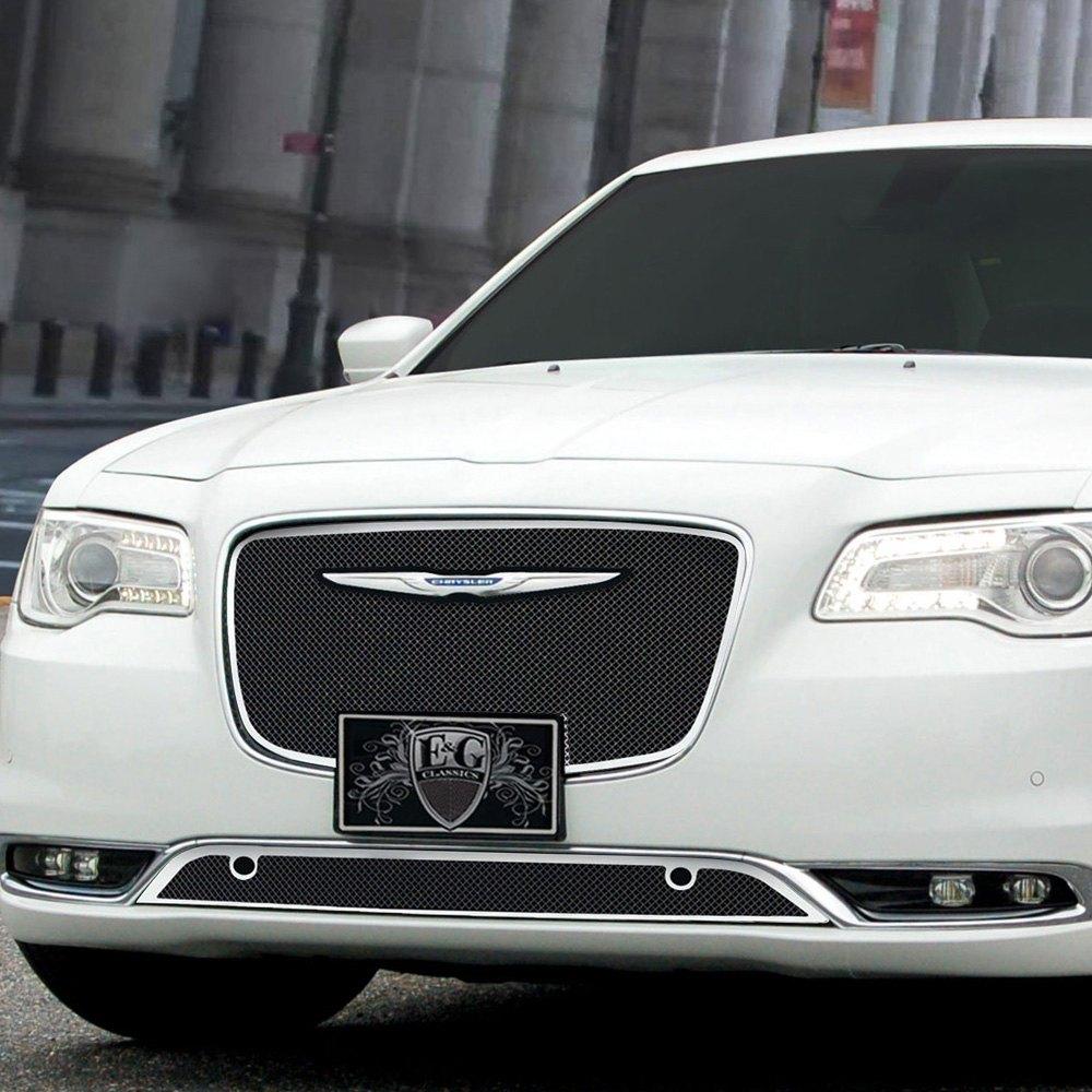 Chrysler 300 2015-2017 Black Ice Fine Mesh