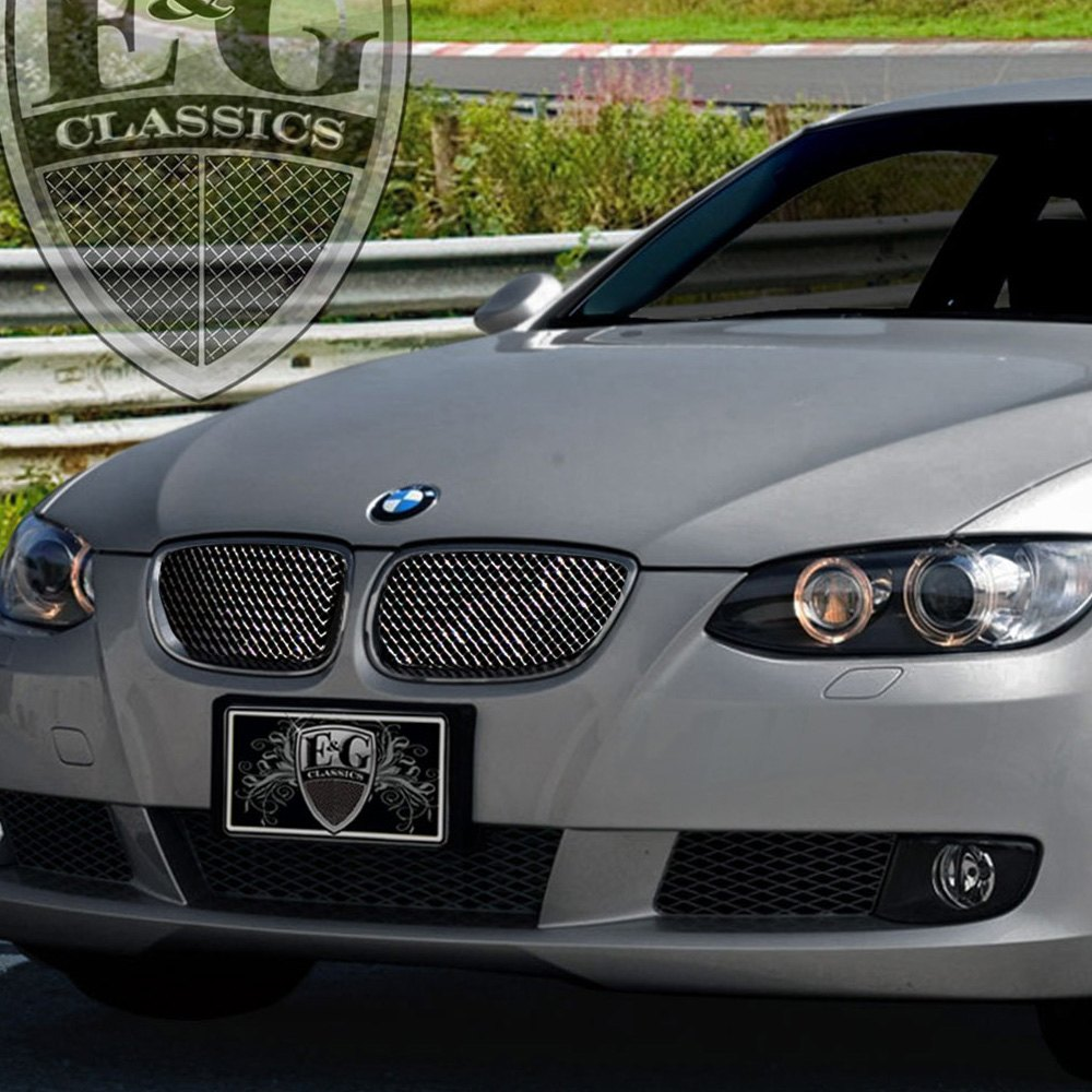 Bmw Xi Price: BMW 3-Series 2007 Black Ice Fine Mesh Grille