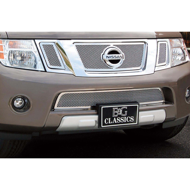 E Amp G Classics 174 Nissan Pathfinder 2008 3 Pc Chrome Fine