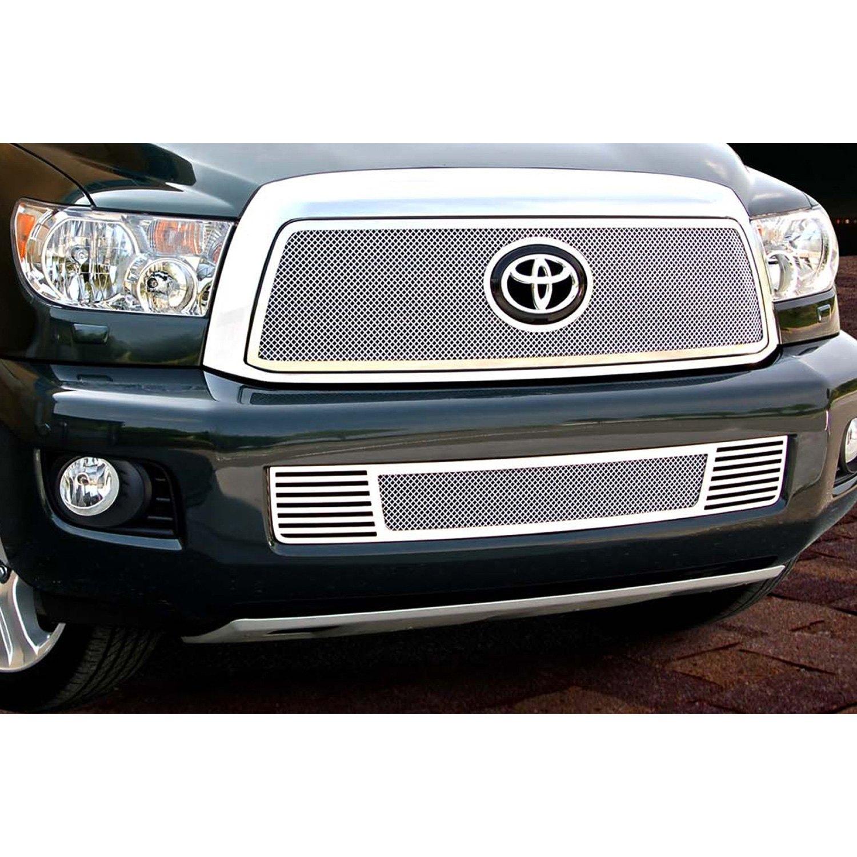 Toyota Sequoia: Toyota Sequoia 2008-2017 2-Pc Chrome Fine