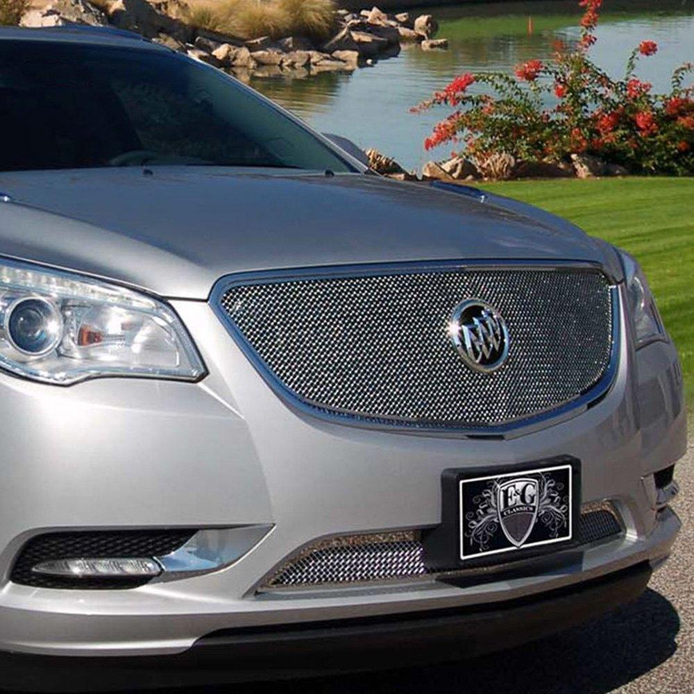 Buick Enclace: Buick Enclave 2013 2-Pc Chrome Fine Mesh