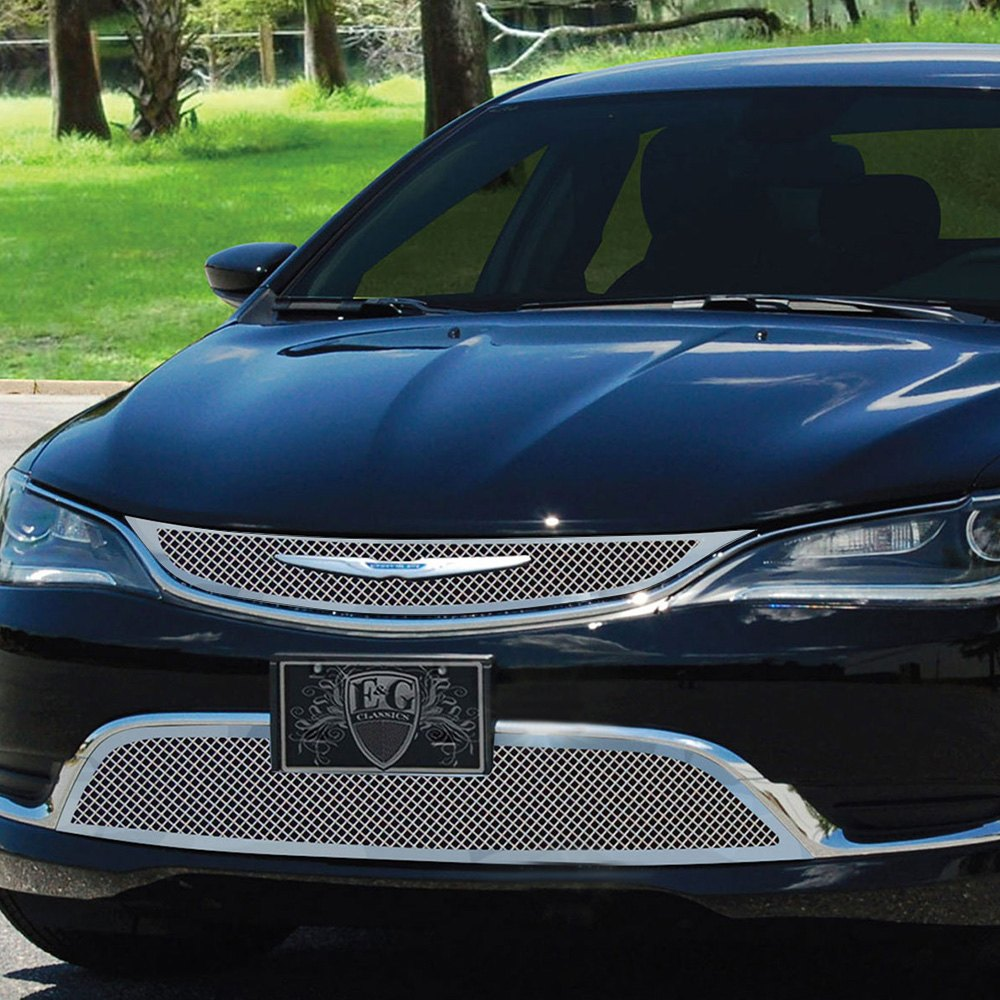 Chrysler 200 Limited / LX Without Adaptive