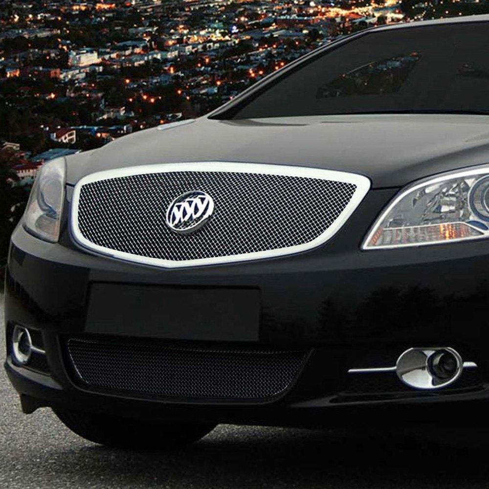 2012 Buick Verano Price: Buick Verano 2012 1-Pc Black Ice Fine Mesh