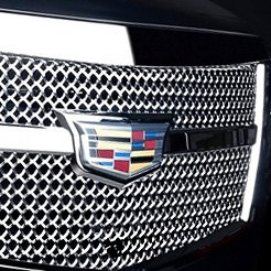 E&G Classics® - Cadillac Luxe Mesh Grille Chrome