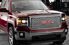 E&G Classics® - Z-Style Grille on GMC Sierra