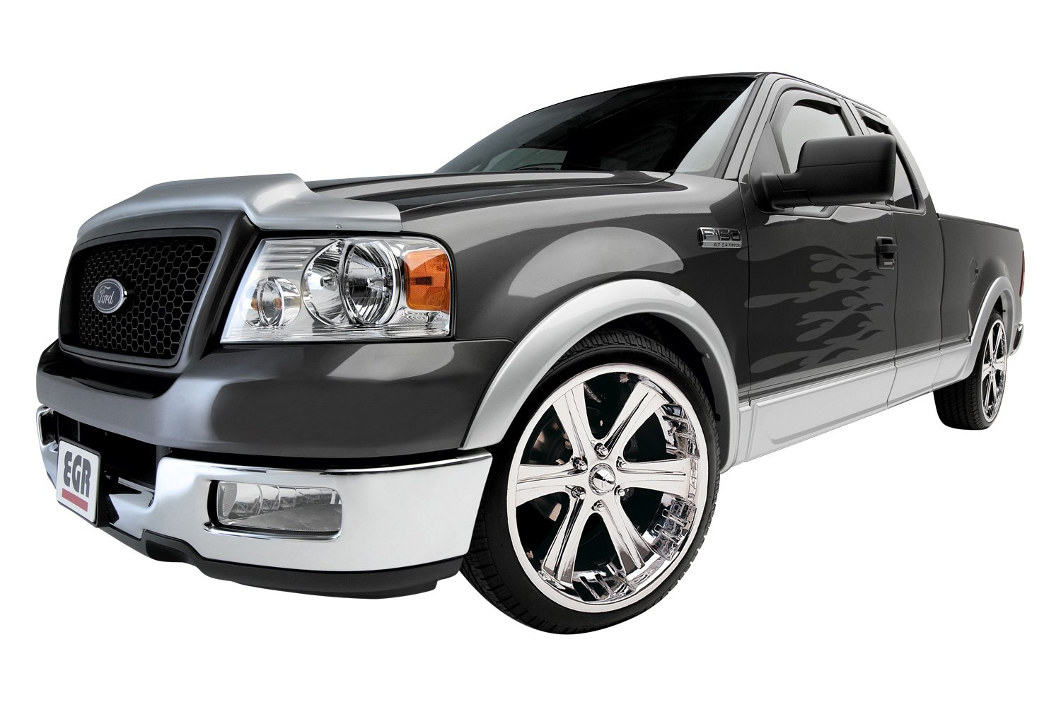 egr ford f 150 2008 oe fender flares. Black Bedroom Furniture Sets. Home Design Ideas