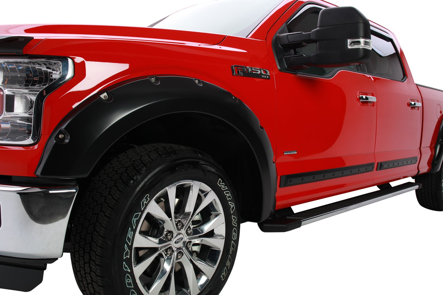 egr ford f 150 2016 2017 bolt on style front and rear. Black Bedroom Furniture Sets. Home Design Ideas