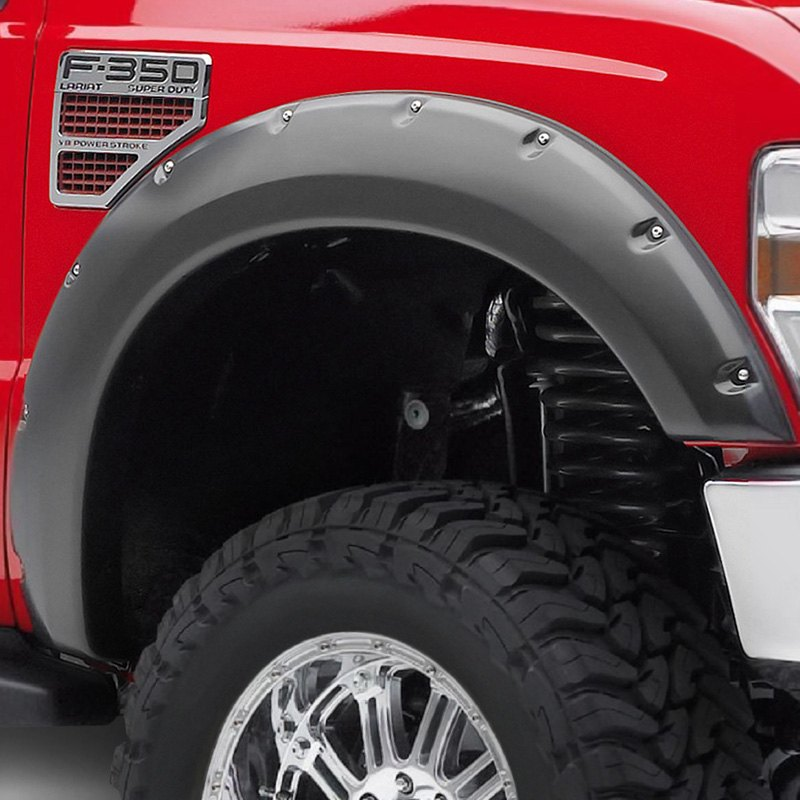 EGR® - Toyota Tacoma 2016-2017 Bolt-On Style Front and ...