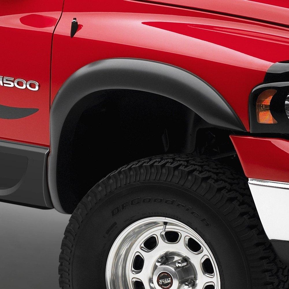 Dodge Truck Fenders : Egr dodge ram rugged fender flares