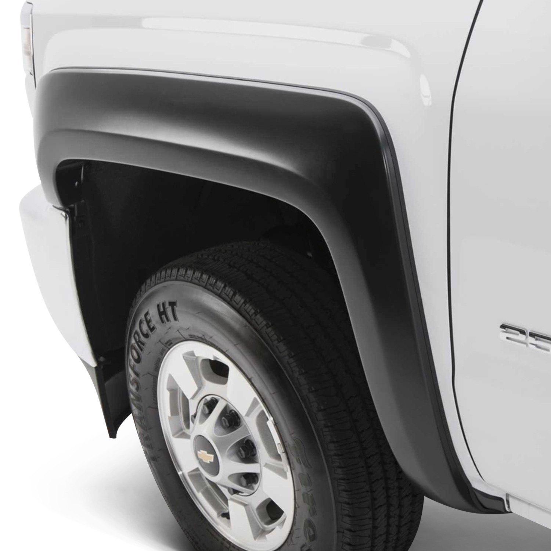 For Toyota Tundra 2000 2006 Egr 754694 Rugged Black Front Rear Fender Flares Ebay