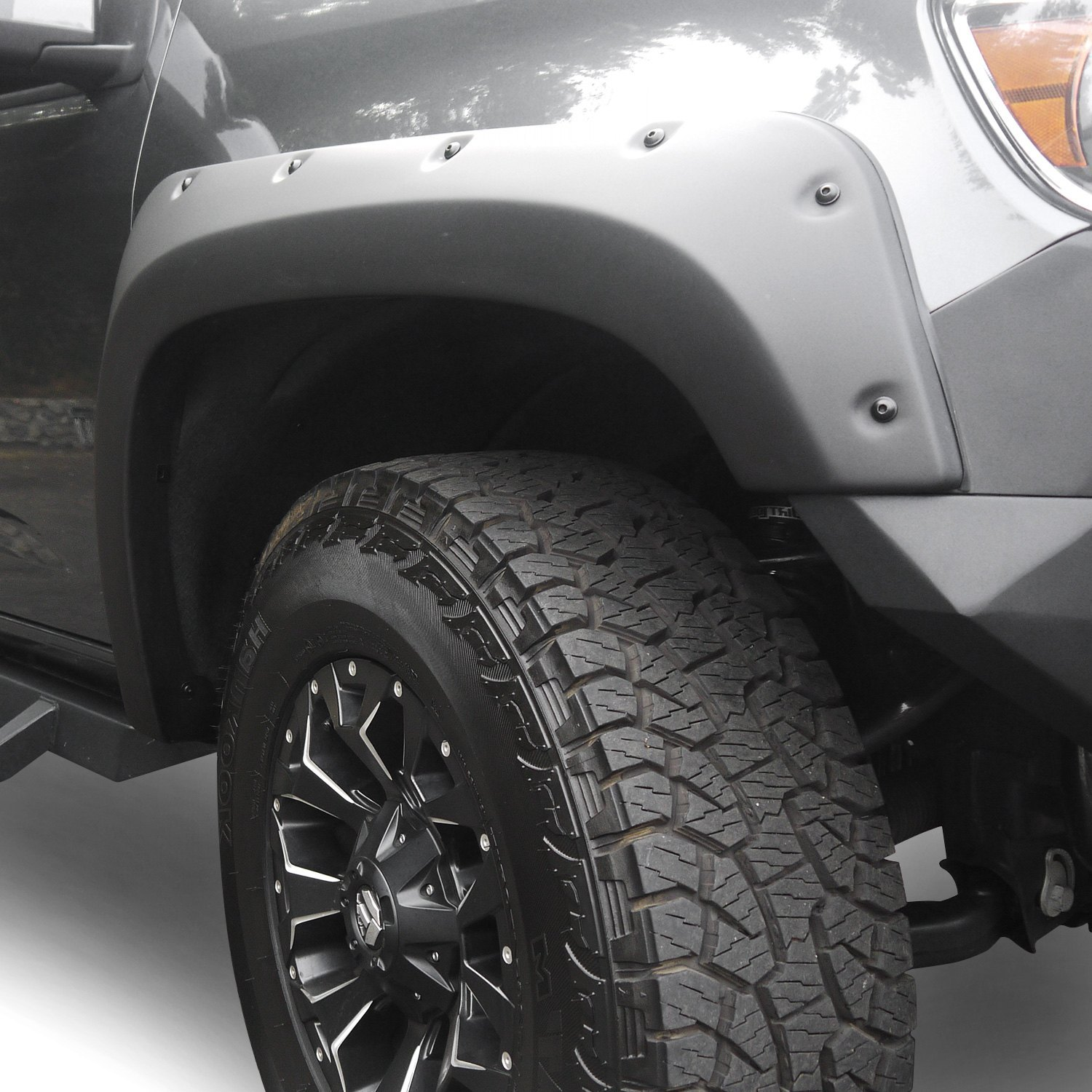 Egr 174 Chevy Colorado 2015 Bolt On Style Front And Rear