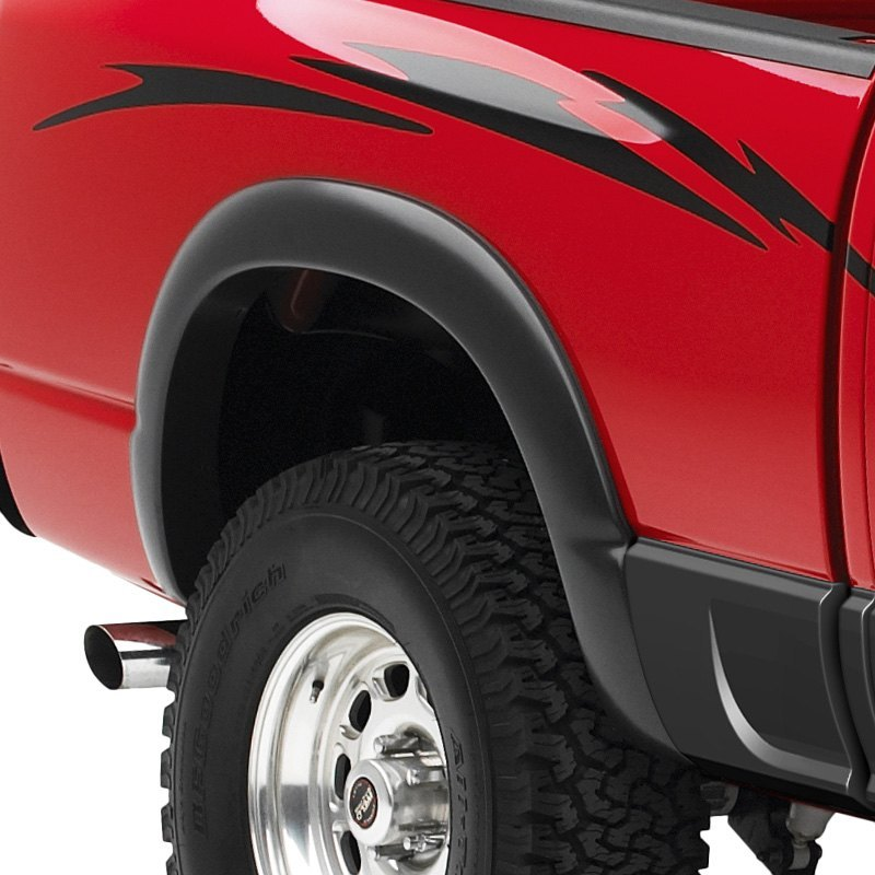 EGR® - Dodge Ram 2004 Rugged Fender Flares