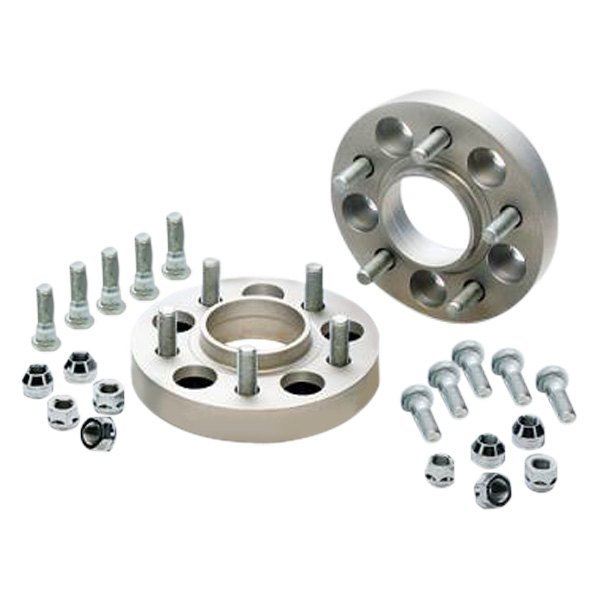 Jeep Wheel Spacers Or Extenders : Eibach jeep wrangler pro spacer polished wheel spacers