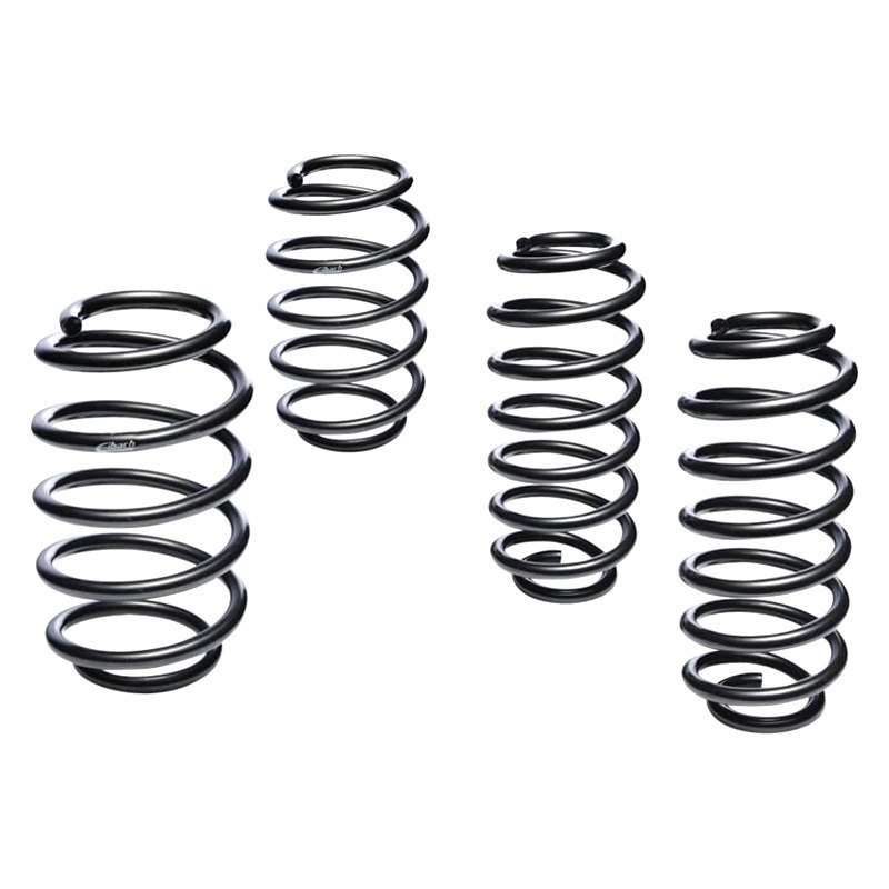 """Eibach Pro Lowering Springs: 1.2"""" X 1.2"""" Pro-Kit Front And"""