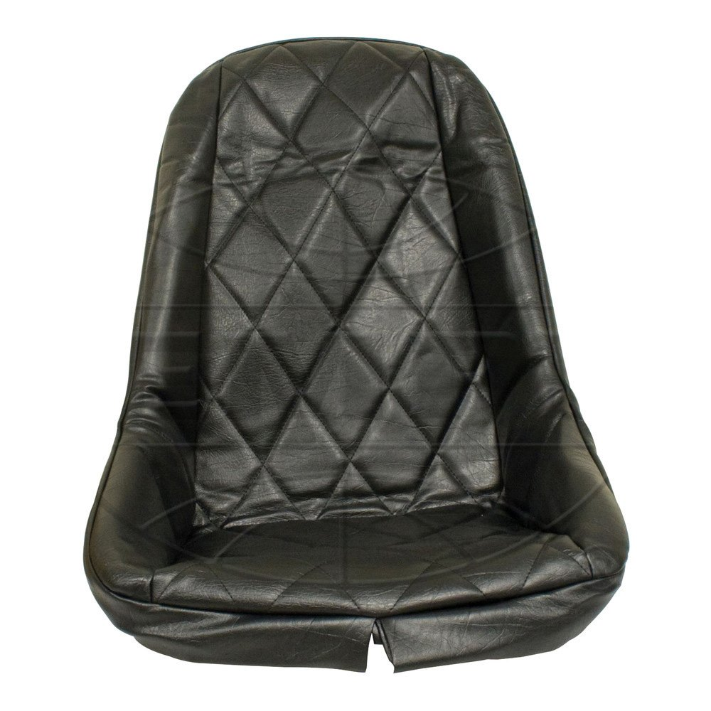 EMPI® 00-3880-0 - New Low Back Seat Cover, Diamond Pattern