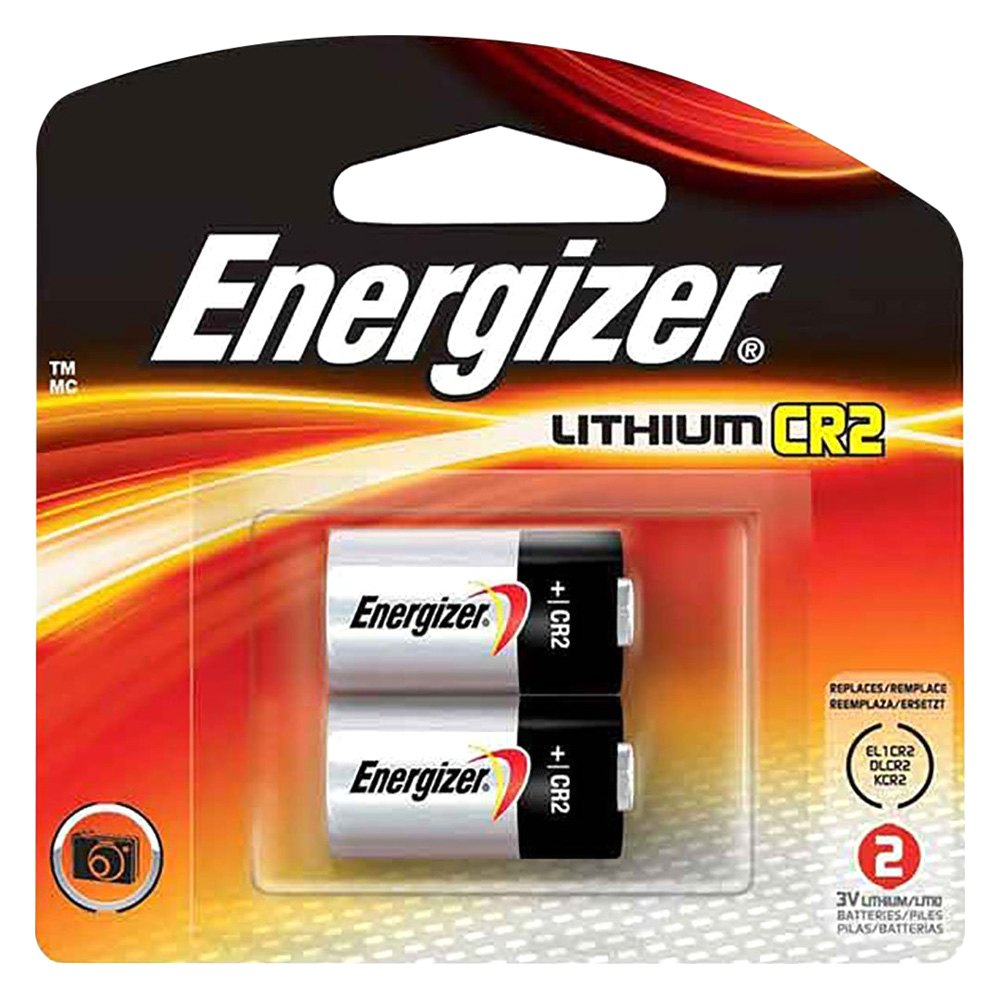 energizer el1cr2bp2 cr2 3v photo lithium batteries. Black Bedroom Furniture Sets. Home Design Ideas