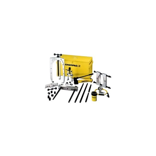 Bhp Series Hydraulic Master Puller Sets : Enerpac? bhp series hydraulic master puller sets